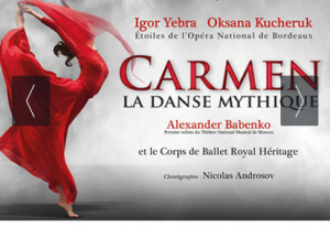 CARMEN. FEB 26TH